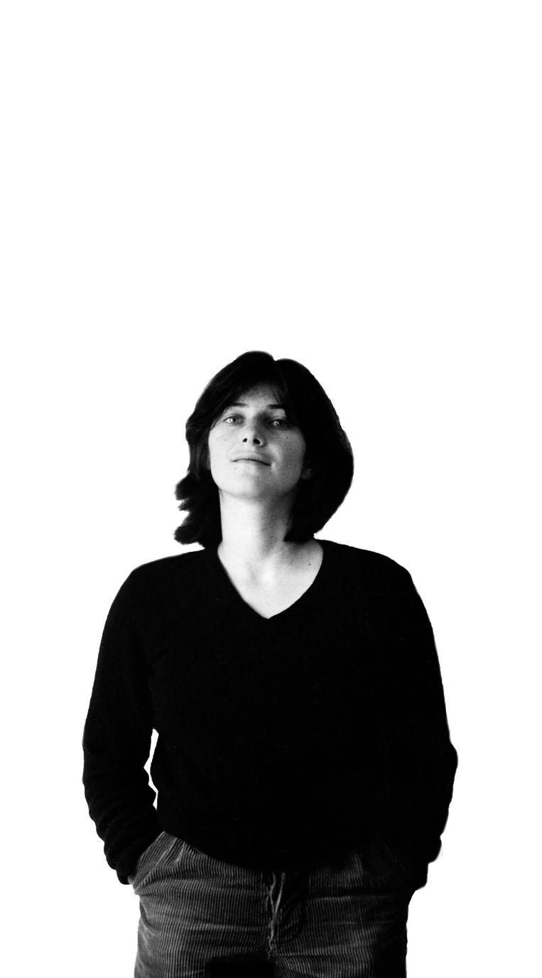 Chantal Akerman (1950-2015). Beeld Gamma-Rapho via Getty Images