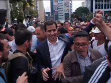 Venezolaanse interim-president Guaidó mag land niet uit