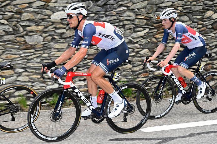 Voor Jasper Stuyven  was het BK de laatste koers voor de Tour.