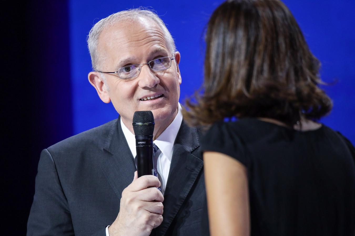 """""""Een enorme stap voor Europa na de eerste maanlanding"""", reageerde Jean-Yves Le Gall als voorzitter van het Franse ruimtevaartbureau CNES."""