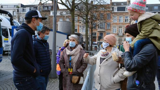 """Brabantse Pijl start opnieuw zonder publiek in Leuven: """"Heel spijtig, maar beter zo dan geen koers"""""""