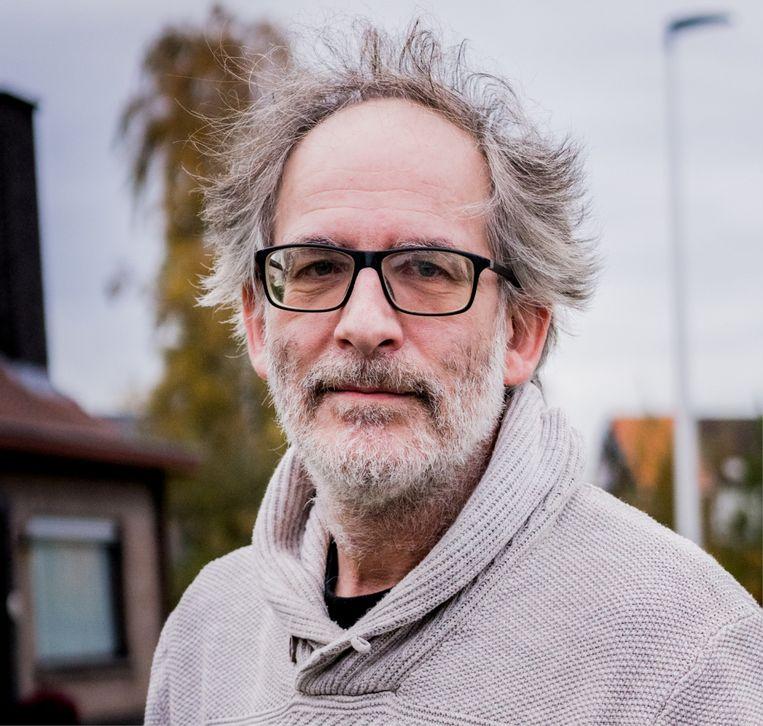 John Waldack: 'Ik vrees dat we deze tweede golf te danken hebben aan onze incompetente politici, maar ook aan onze nonchalante en rebelse volksaard.' Beeld Wouter Van Vaerenbergh