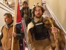 Le fils d'un juge arrêté après les violences au Capitole