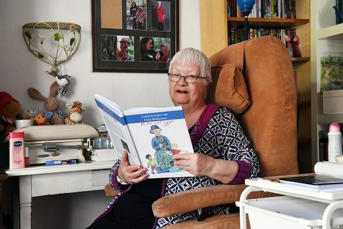 Gert Geurtsen (66) uit Oisterwijk schrijft kinderboeken.