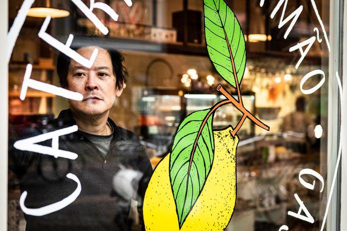 Horecaondernemer Ming-Wen Tsao krijgt voor zijn nieuwe Gastrobar geen coronasteun van de overheid.