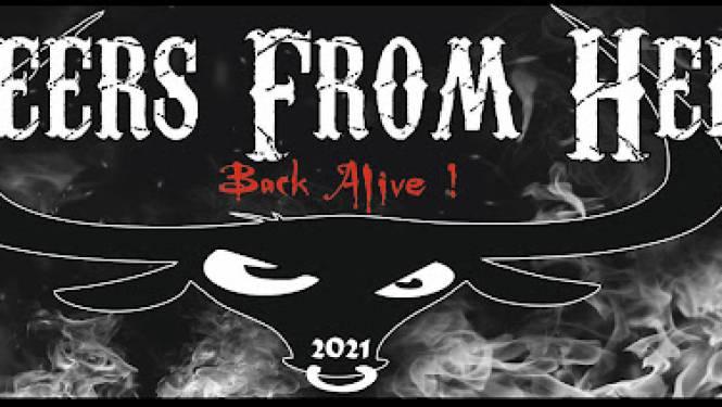 Chiro Sloepi pakt uit met tweede editie Beers from Hell