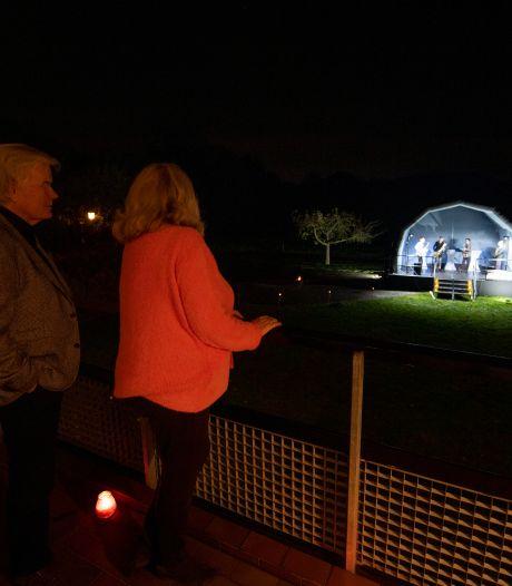 Gasten Carelshaven Delden genieten van 'culinair concert'