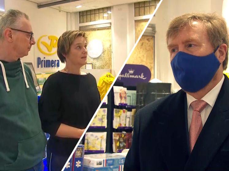 Koning steekt eigenaar geplunderde Primera Den Bosch hart onder de riem