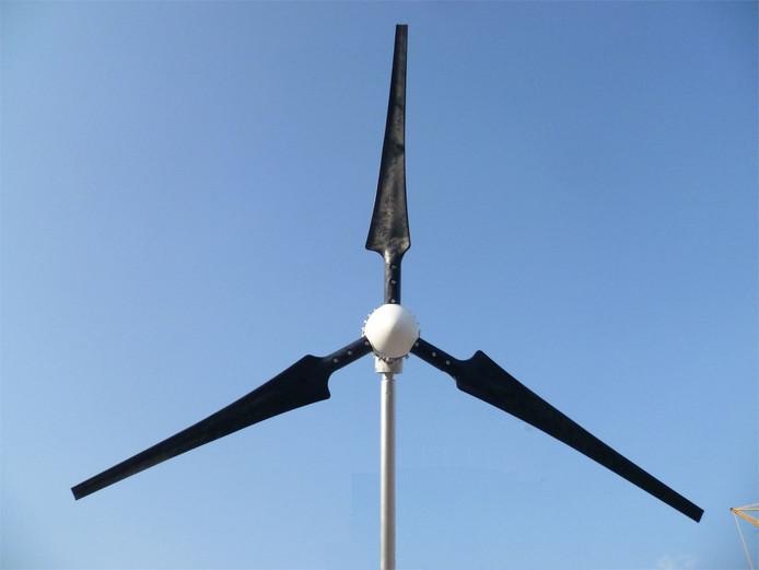 kleine windturbine