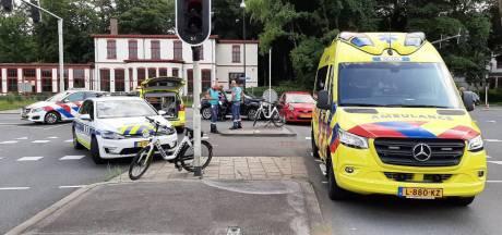 Veel verkeershinder in Apeldoorn door botsing van auto's op N345