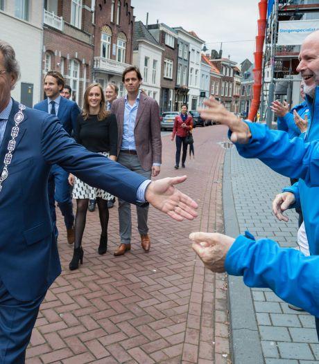 Ex-burgemeester Rombouts informateur college Boxtel