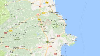 Spaanse politie schiet man neer die 'Allahu Akbar' roept aan grensovergang met Frankrijk