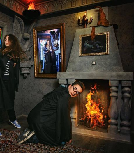 """Le premier Escape Game """"Harry Potter"""" de Belgique vient d'ouvrir ses portes"""