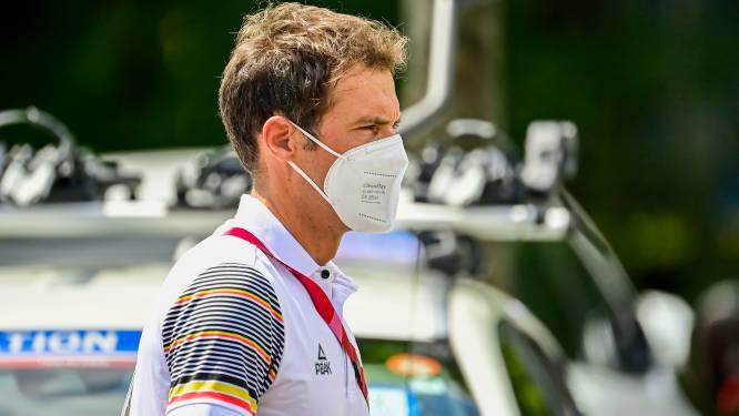 """Bondscoach Sven Vanthourenhout zag Van Aert en co. de (quasi) perfecte koers rijden: """"Was nooit eerder zó tevreden met zilver"""""""