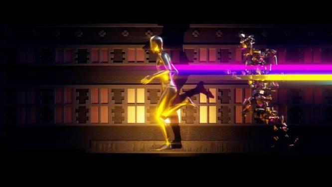 Unieke lichtinstallatie brengt gevel van Modemuseum Hasselt binnenkort tot leven