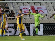 Samenvatting | Slordig Ajax ontsnapt aan nederlaag op Cyprus