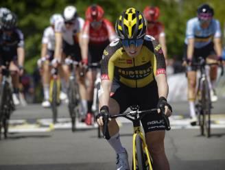 Verkeersmaatregelen door passage Lotto Belgium Tour