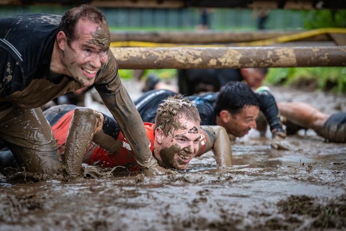 Obstakels en modder zijn vaste ingrediënten van evenementen als StrongmanRun, Strong Viking en Mud Masters.
