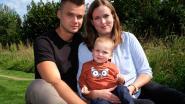 Nu ook sms-actie voor kankerpatiëntje Mathis (1,5), die behandeling van 182.000 euro nodig heeft