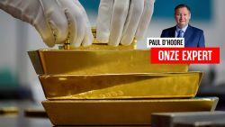 """Onze expert Paul D'Hoore: """"Zelfs goud stelt teleur tijdens moeilijke beursdagen"""""""