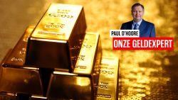 Nu goud bijna nieuwe top bereikt, bestaat dan het risico op nieuwe, forse terugval? Onze geldexpert geeft advies