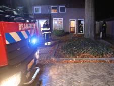 Zwaar vuurwerk door de brievenbus bij woning in Oss