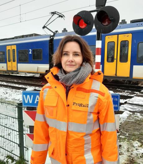Regiodirecteur ProRail na treinbotsing in Udenhout: 'De schade is heel groot'