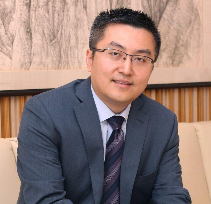 Topman Brian Gu van Xpeng Motors