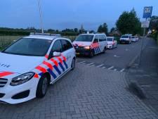 Politie plukt verdachten uit sloot en container Schoonrewoerd