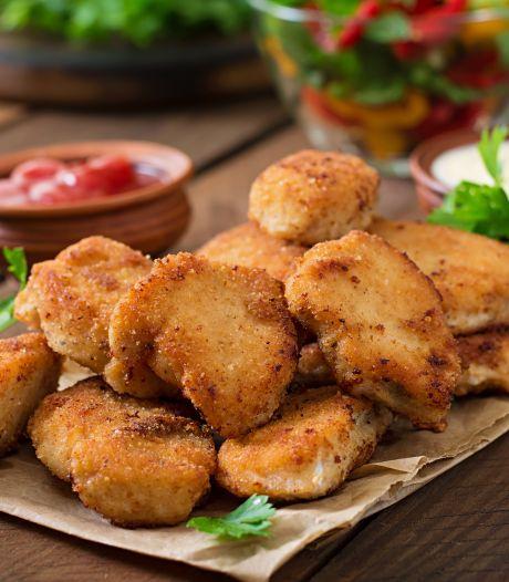 Singapore eerste land dat kipnuggets toestaat die zijn gemaakt in een laboratorium
