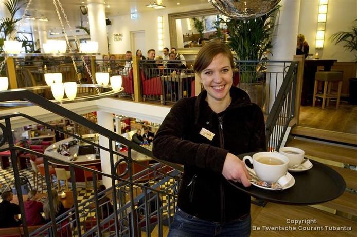 Celona, beschikkend over twee etages op de Oude Markt, is op een haar na gereed om de eerste gasten te kunnen ontvangen