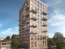 Plan voor woontoren Alex (met veertien etages) mag verder, onder voorwaarden
