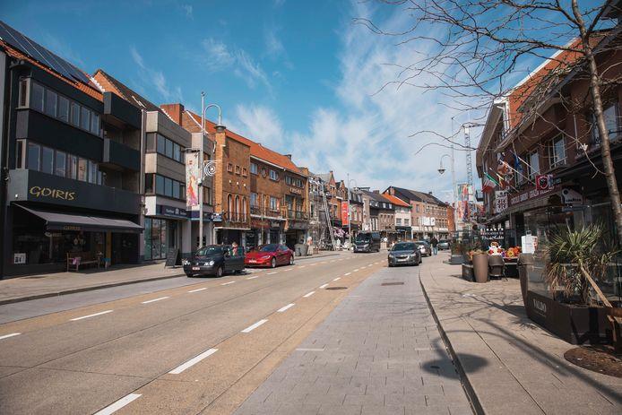 De Vennestraat.