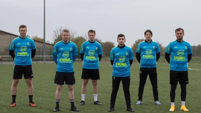 """Koen Vanden Houten en SV Sottegem hebben trainingen al hervat: """"Bij deze club is er constant druk"""""""