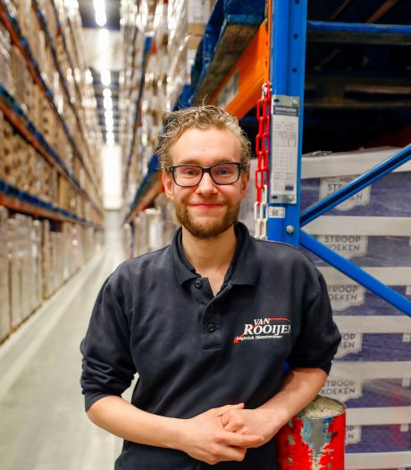Van Rooijen Logistiek: 'De vracht wordt nog gewoon geladen'