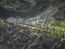 Ontwikkeling Feijenoord XL op Zuid gaat door: complete woonwijk wordt uit de grond gestampt