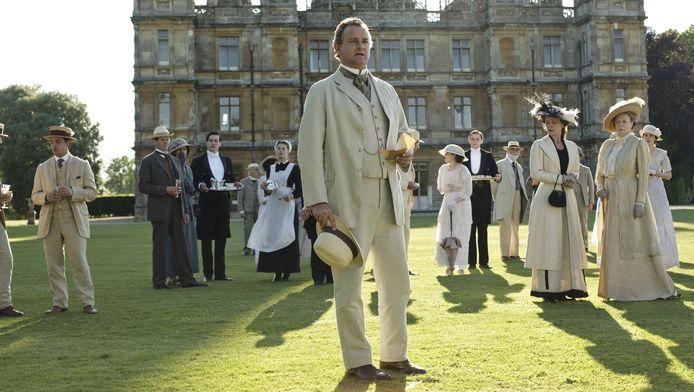 Over de hele wereld heeft Downton Abbey veel fans.