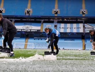 Vraag van Manchester City: heeft iemand misschien een oranje bal?