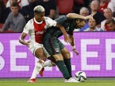 Barreto: 'Vind dat ik tegen Ajax heb laten zien dat ik hoor te spelen'
