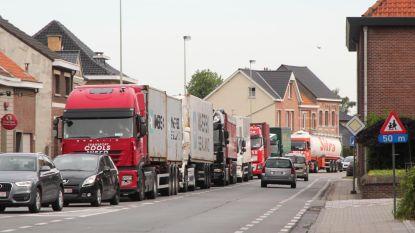 Gemeente voert tonnagebeperking in op N450