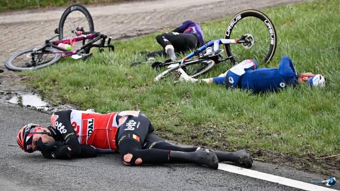 KOERS KORT. Frederik Frison houdt breukje in bekken over aan val in Scheldeprijs - Ellen van Dijk mist Brabantse Pijl en Amstel door coronabesmetting