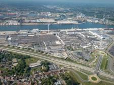 Volvo-autofabriek in Gent hele week dicht door tekort aan halfgeleiders