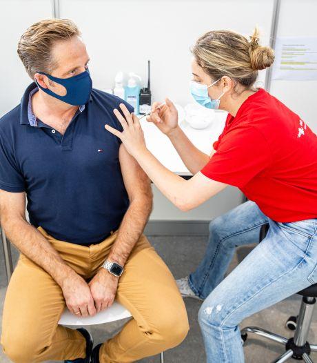 Je moet vaccineren niet sexy willen maken