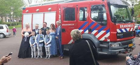 Burgemeester vraagt 6 keer het jawoord in Sint-Michielsgestel