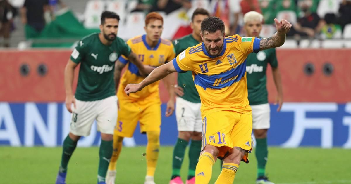 Gignac schiet Tigres naar finale WK voor clubs met rake penalty tegen Palmeiras - AD.nl
