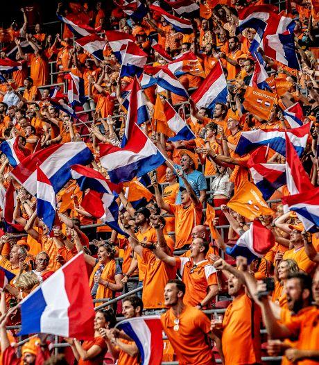 Oranje warmt zich tegen Noord-Macedonië op voor achtste finale, Oekraïne heeft genoeg aan gelijkspel
