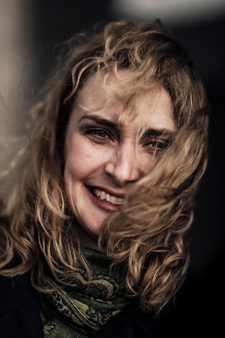 Schrijfster Jannah Loontjens Beeld Karoly Effenberger