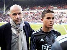 Kluivert: 'PSV en Feyenoord winnen nooit meer van Ajax zolang ik er speel'