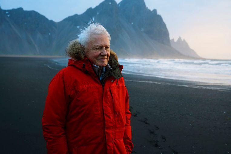 Sir David Attenborough. Beeld AP