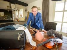 Tonprater uit Budel begint eigen uitvaartonderneming, geen grap